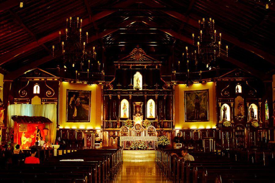 Catedral San Juan Bautista, Panamá