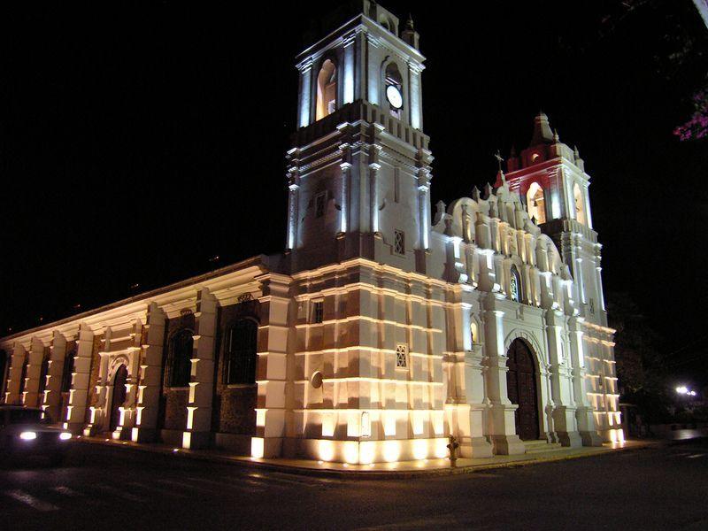 ¿Dónde está Catedral San Juan Bautista, Panamá?