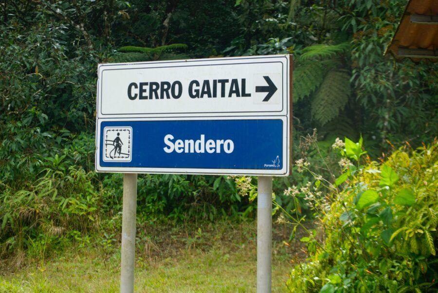 Cómo llegar a Cerro Gaital, Panamá