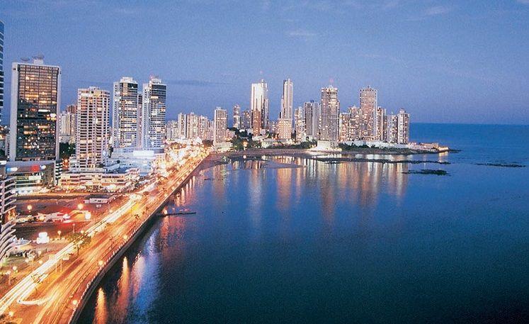 Avenida Balboa, Panamá