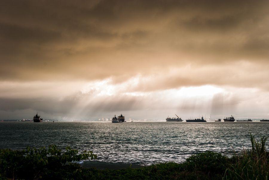 Dónde está Bahía Limón, Panamá