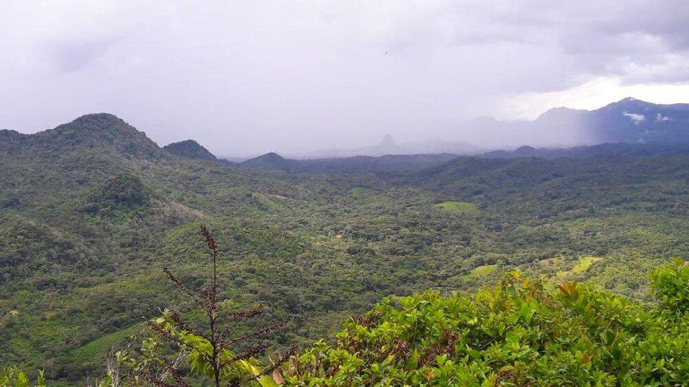 ¿Cómo llegar a Cerro Chichibali, Panamá?