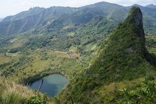 Cerro Fábrega, Panamá