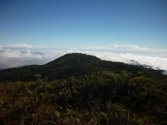 Dónde está Cerro Itamut, Panamá