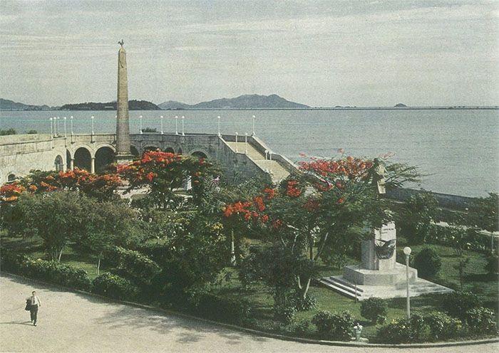 Dónde está Conjunto Monumental de Las Bóvedas, Panamá