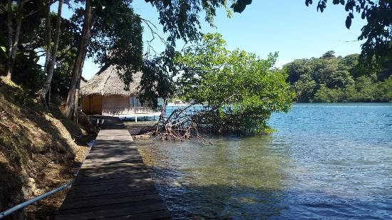 Isla Loma Partida, Panamá