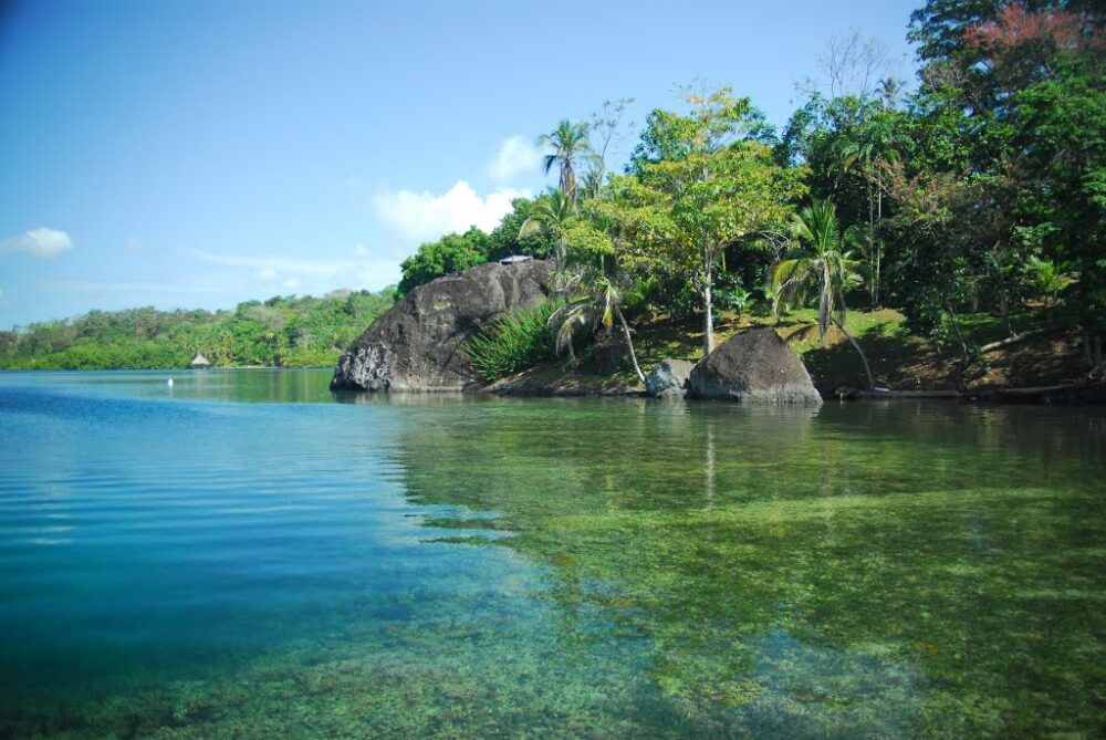 Isla Pastores, Panamá