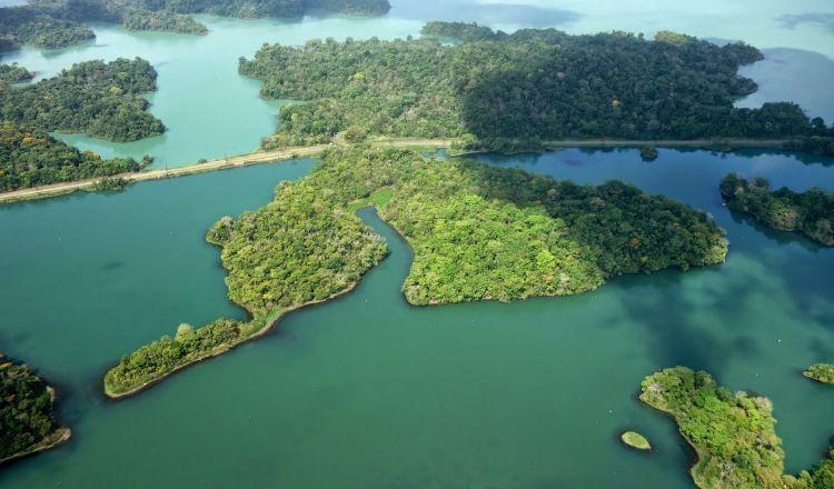 Cómo llegar a Lago Gatún, Panamá