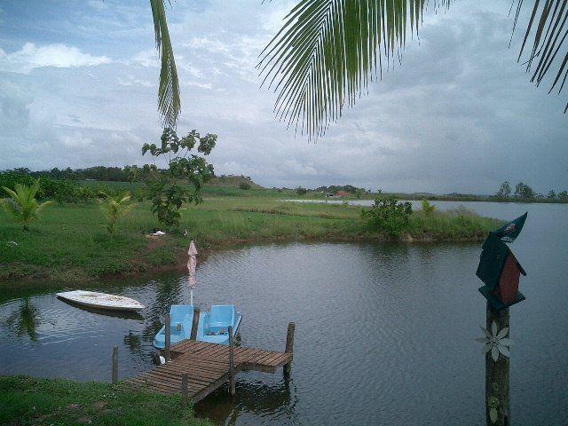 Dónde está Lago Limón, Panamá