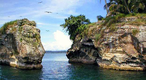 Dónde está Parque nacional Isla Bastimentos, Panamá