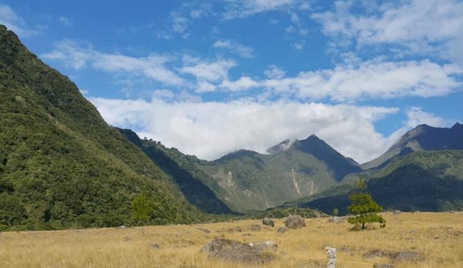 Cómo llegar a Parque nacional Volcán Barú, Panamá