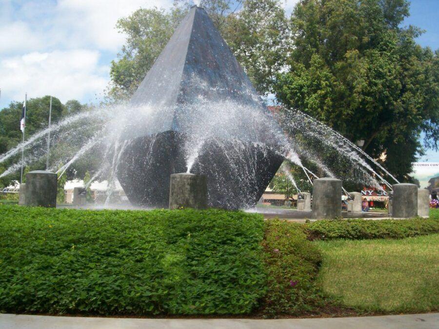 ¿Dónde está Parque Miguel de Cervantes Saavedra, Panamá?
