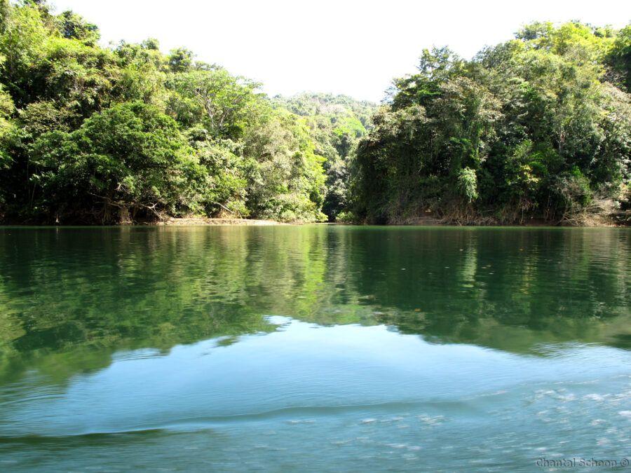Parque nacional Chagres, Panamá.