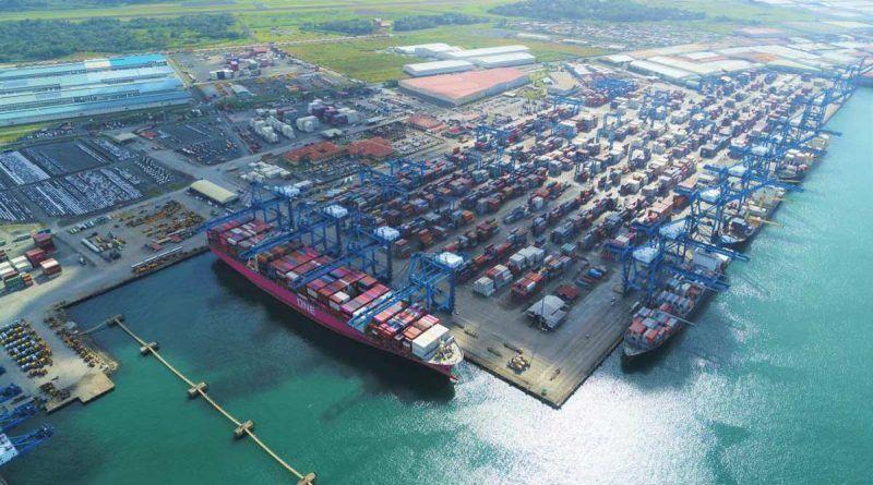 Puerto de Cristobal, Panamá