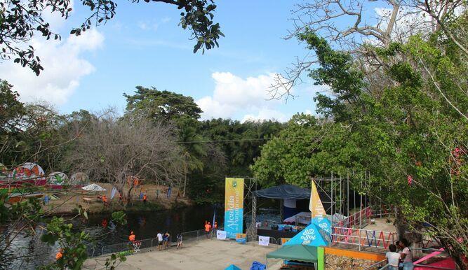 ¿Cómo llegar a Balneario Las Mendozas, Panamá?