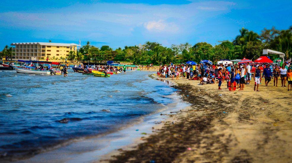 Playas de Bocas del Toro