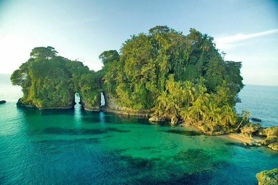 Dónde está Isla Pájaros, Panamá