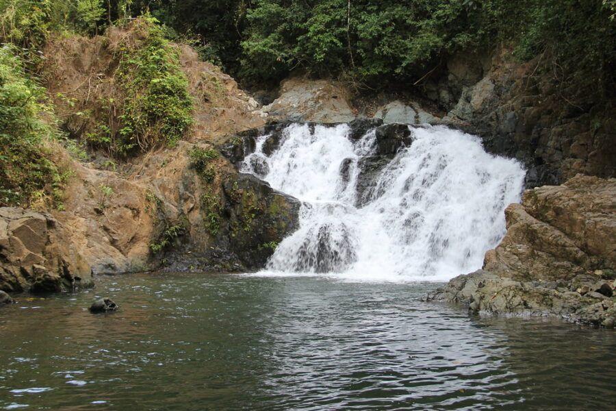 Donde esta Parque nacional Chagres, Panamá.