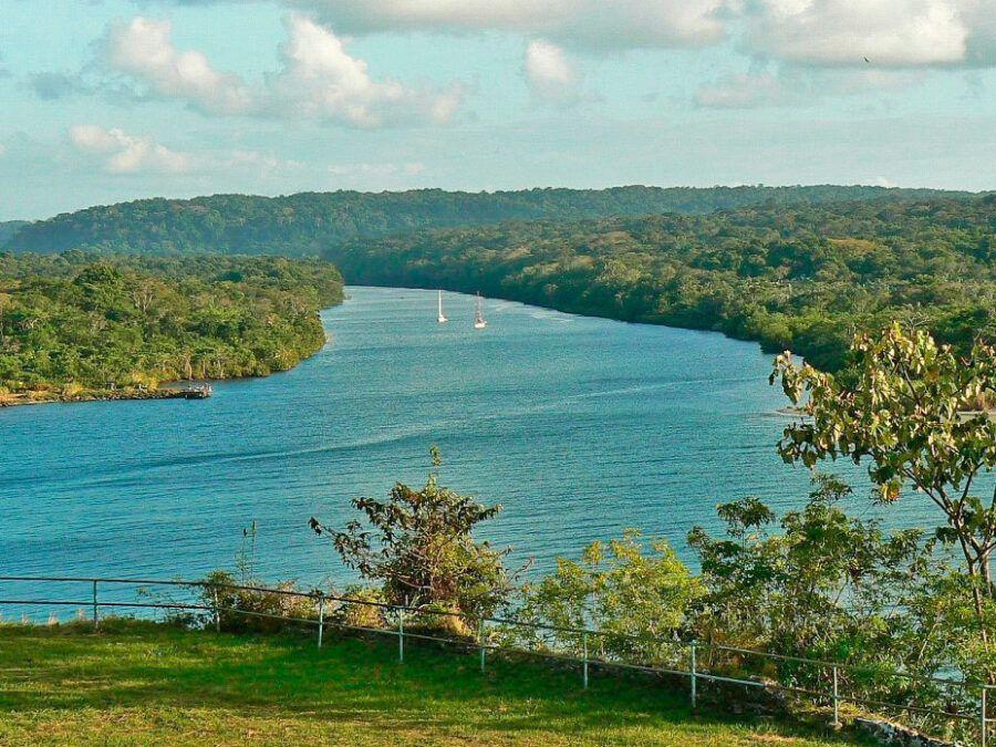Como llegar a Parque nacional Chagres, Panamá.