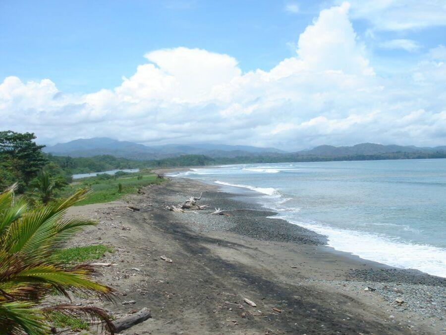 Donde esta Punta Mariato, Panamá.