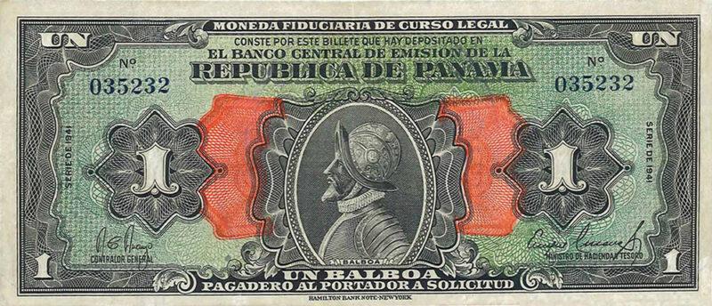 Moneda Panamá