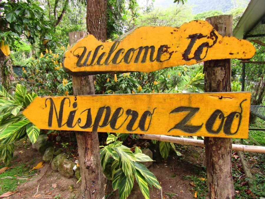 El Nispero Zoo, Panamá