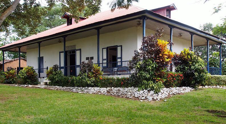 Finca Pausílipo, Panamá