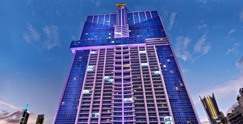 Hard Rock Hotel Panama Megapolis.