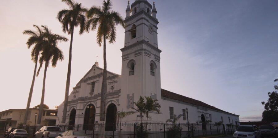 Dónde está Iglesia de San Atanasio, Panamá