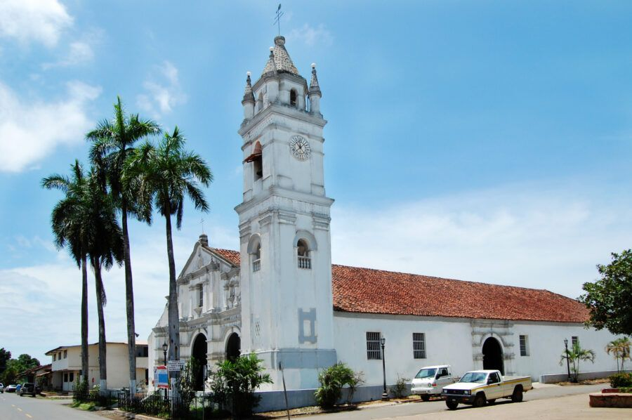 Iglesia de San Atanasio, Panamá
