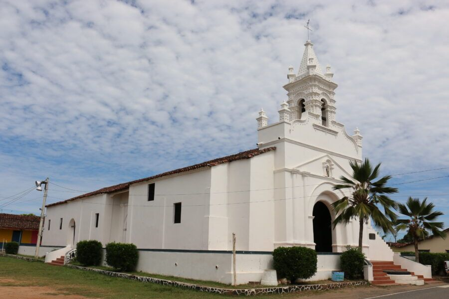 Dónde está Iglesia de Santo Domingo de Guzmán, Panamá