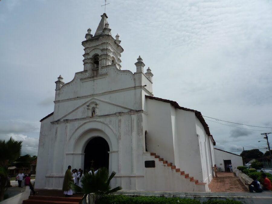Iglesia de Santo Domingo de Guzmán, Panamá