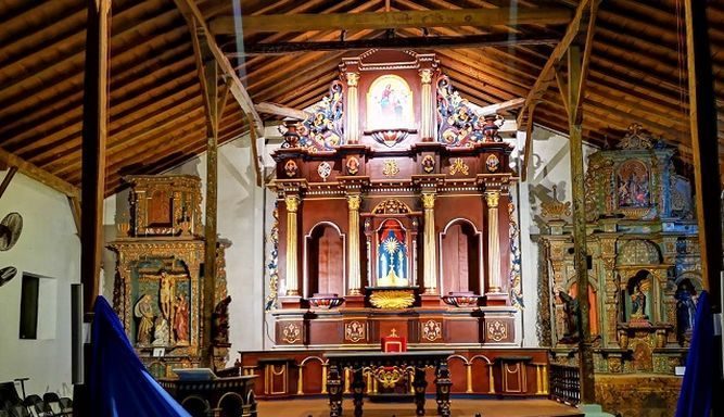 Cómo llegar a Iglesia de Santo Domingo de Guzmán, Panamá