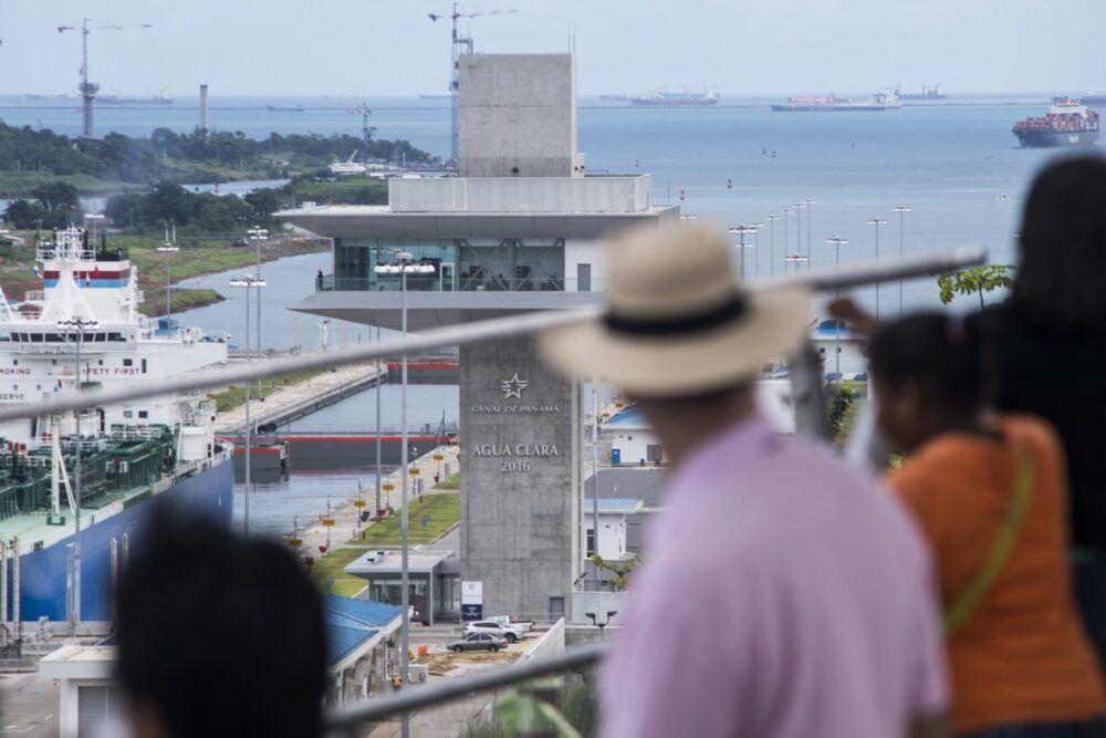 Centro de Visitantes de Agua Clara, Panamá