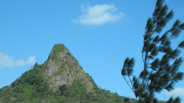 ¿Dónde está Cerro Chichibali, Panamá?