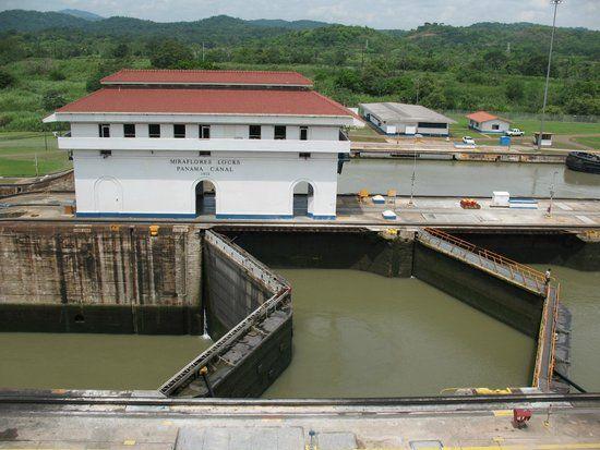Cómo llegar a las esclusas del Canal de Panamá