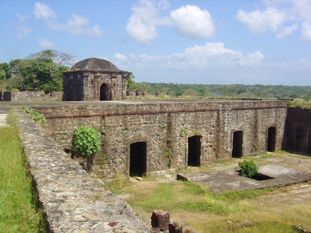 Fuerte de San Lorenzo, Panamá