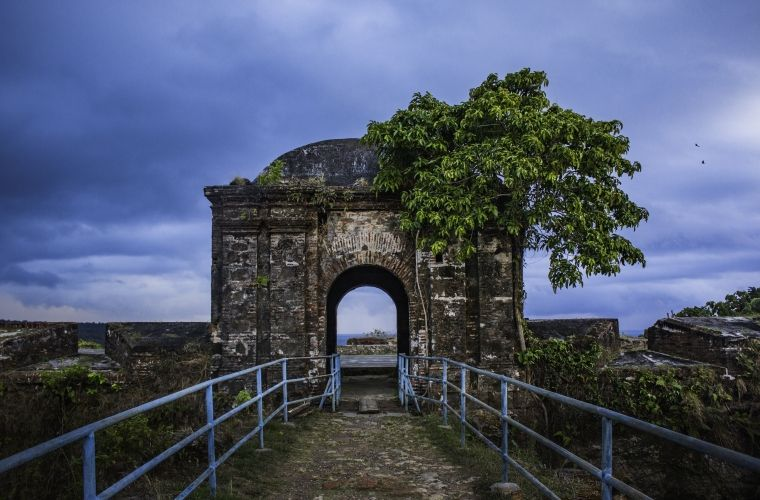 Dónde está Fuerte de San Lorenzo, Panamá
