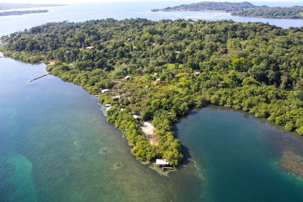 Isla Solarte, Panamá