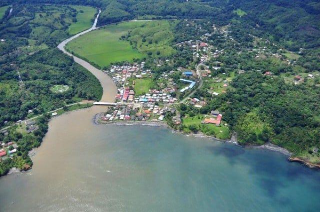 La cuenca, Panamá