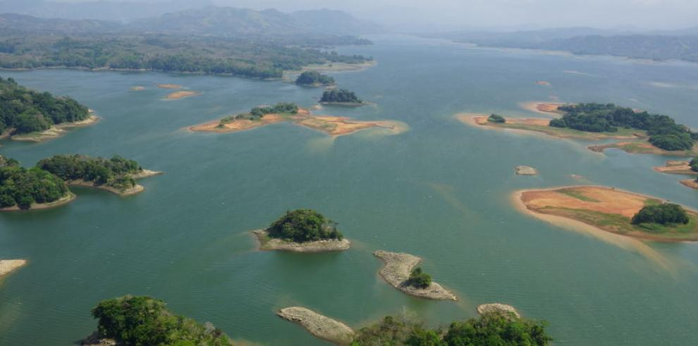 Dónde está Lago Gatún, Panamá