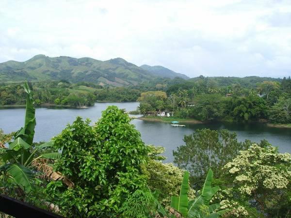 Lago Limón, Panamá
