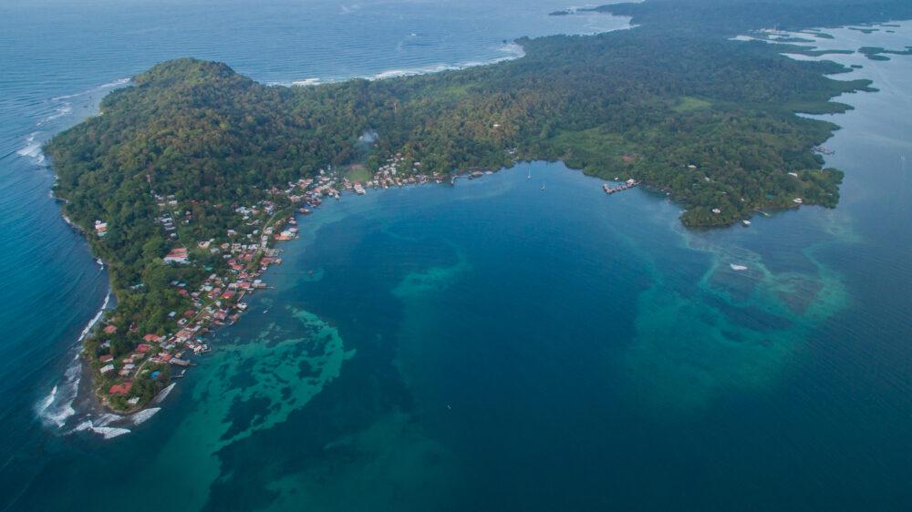Parque nacional Isla Bastimentos, Panamá