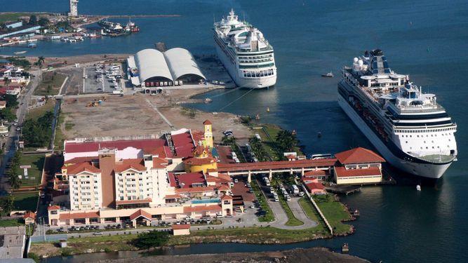 Dónde está Puerto Colon, Panamá