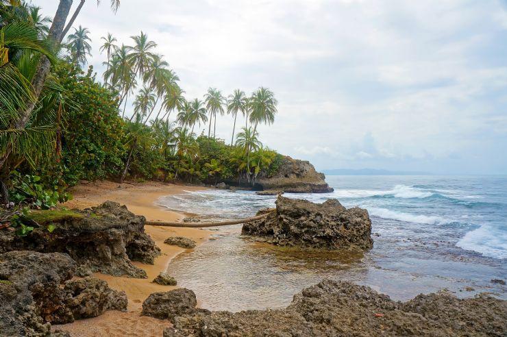 Dónde está Refugio Nacional Gandoca-Manzanillo, Panamá