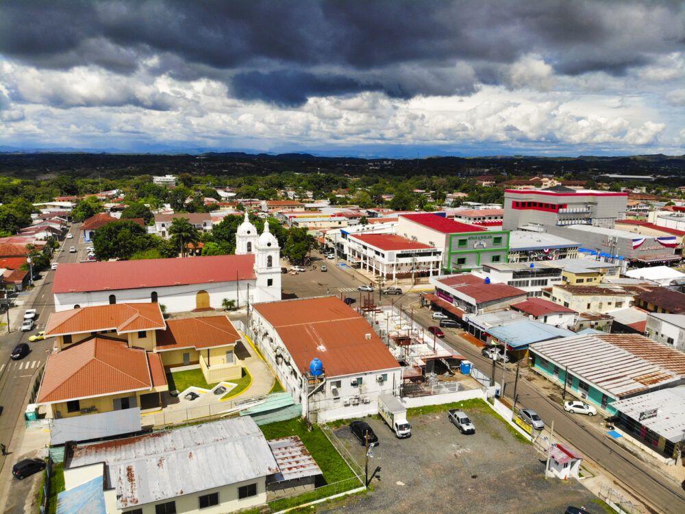 Santiago de Veraguas en Panamá