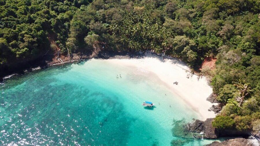 Isla Bolanos, Panamá