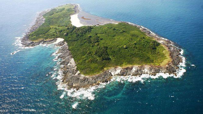 Isla Iguana, Panamá