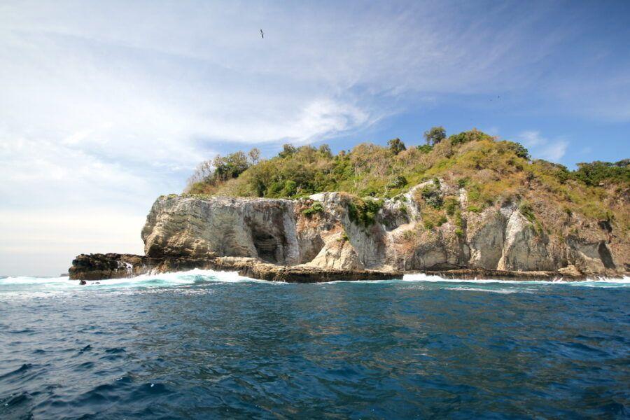 Isla Jicarita, Panamá.