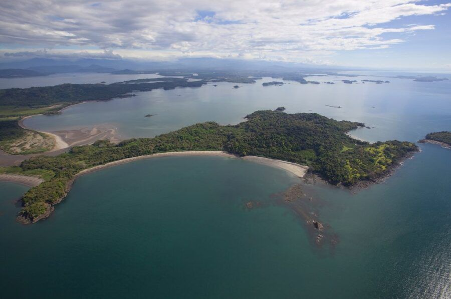 Dónde está Isla Palenque, Panamá